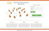 Thumbnail Social Networking Website Script - Similar to FaceBook